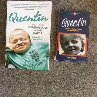 Quentin 2 Books