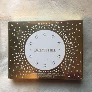 Becca x Jaclyn Hull Champagne Collection Face Palette