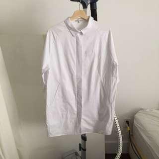 Oak+Fort Women Shirt-Jacket