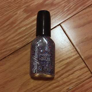 Brand new Sally Hansen Hard as Nails 840 Ice Queen+Two free Gift
