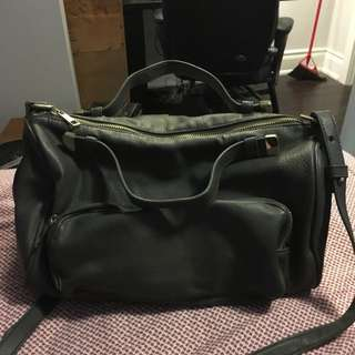 Grey forever 21 Purse