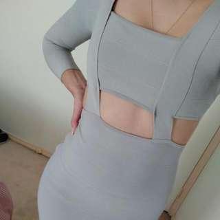Guess Bandage Dress