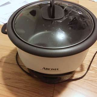 Aroma 7 cups rice cooker