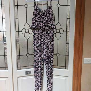Miss Selfridge Jumpsuit Size 38