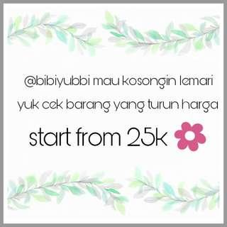 @bibiyubbi SALE