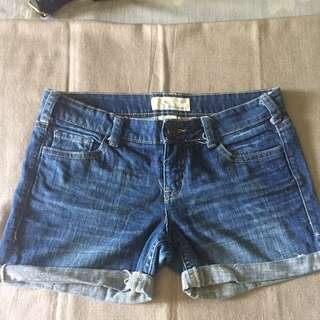 Repriced!! Auth Maurices Brand Denim Shorts
