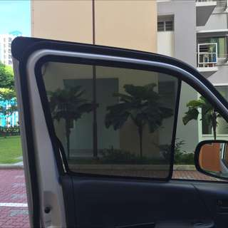 Toyota Hi-Ace Sunshade