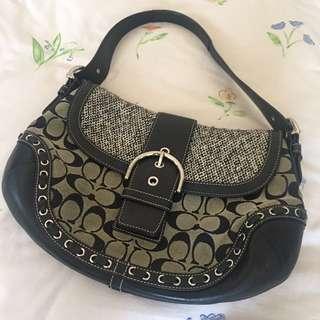 REPRICED!! Coach Shoulder Bag For Sale