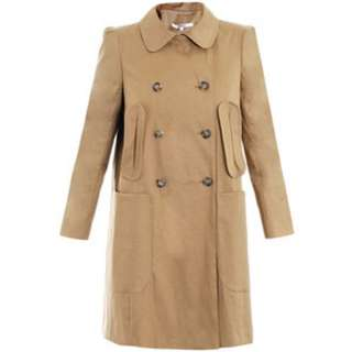 Carven Trench Coat