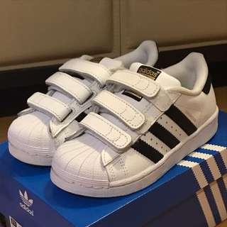 Adidas Superstar Cf (velcro) Kids