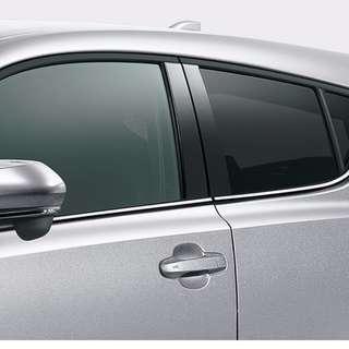 Door Belt Moulding for cars