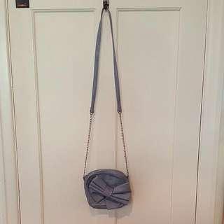 Kate Hill Blue Shoulder Bag