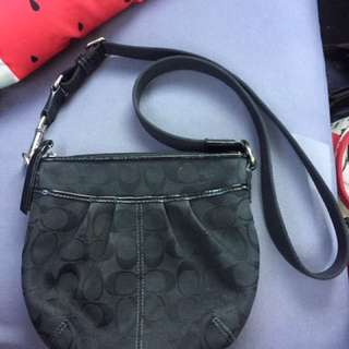 REPRICED! Coach Body Bag For Sale