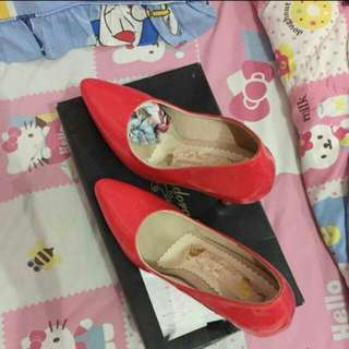 Adorable Project (red Fire Shoes)