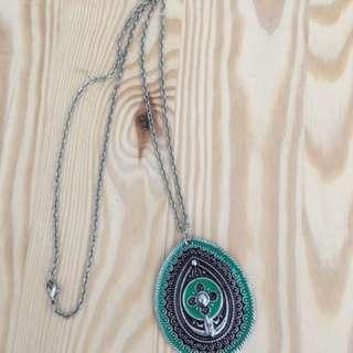 Long Boho Necklace