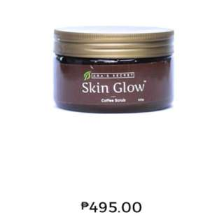 Skin Glow Coffee Scrub