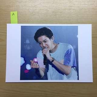 EXO明信片分享-燦烈①