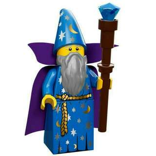 Lego Minifigures Series 12 - Wizard