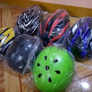 HELMET and NUTSHELL HELMET for Mountain bike and Motorcycle