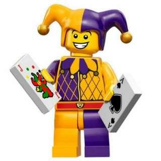 Lego Minifigures Series 12 - Jester