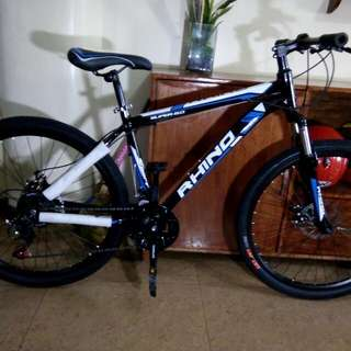 RHINO black Mountain Bike