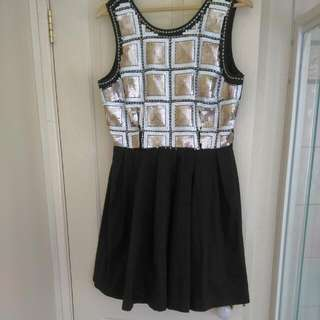 Glassons - Sequence Dress