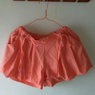雪紡短褲 #百元全新女裝
