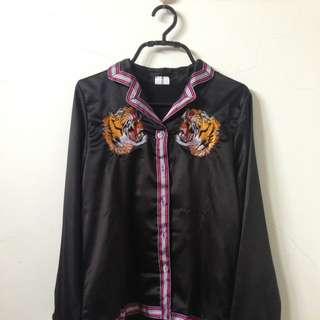 Style Nanda Silk Blouse