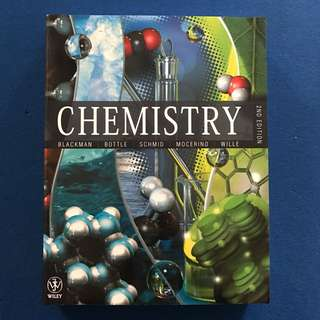 CHEMISTRY - 2nd Edition