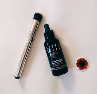 代購 BOBBI BROWN - 高保濕修護精華粉底 Intensive Skin Serum Foundation SPF 40