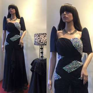 FILIPINIANA GOWN FOR RENT / SALE