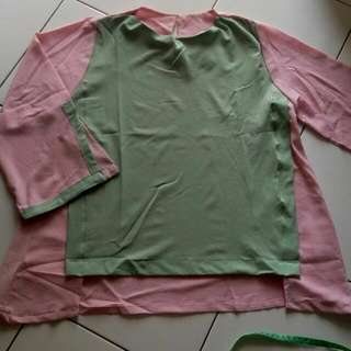 Blouse home made