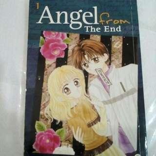 Komik Angel From The End Horror Romance Drama
