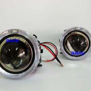Led Projector Angle Eyes (Foglamp)