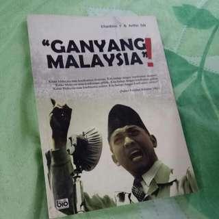 Buku Nonfiksi Tentang Soekarno Dan Malaysia Serta Hubungan Indo-Malay
