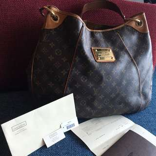 LV Galliera GM Large 💯Authentic