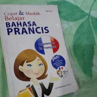 Buku Pintar Belajar Bahasa Prancis
