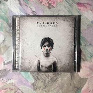 The Used Vulnerable Album