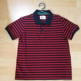 BENCH Striped Shirt For Teens