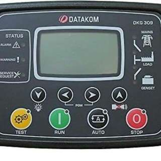 DATAKOM DKG-309 MPU Automatic start mains failure control panel for generators (AMF)