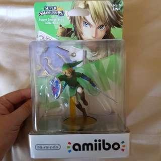 Link Super Smash Bros Amiibo  (No. 5)