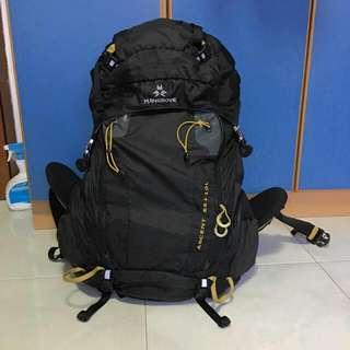 Mangrove Ascent 65 + 10L Hiking Bag