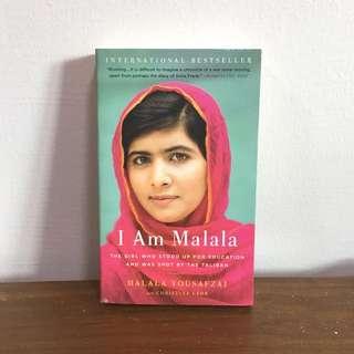 I Am Malala - Malala Yousafzai With Christina Lamb
