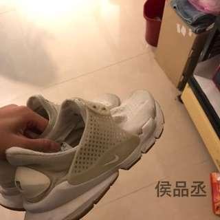 Nike Sock Dart米白
