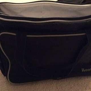 Selling Black Roots Diaper Bag