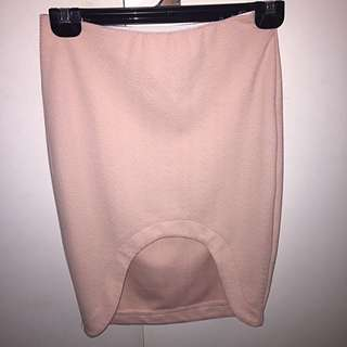 Size 8 Pink Skirt
