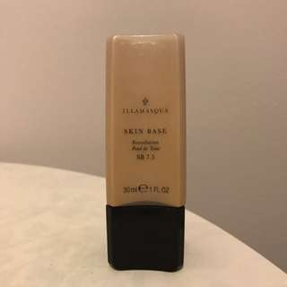 Illamasqua Foundation Skin Base 7.5