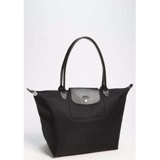 Longchamp Planetes Large Tote Bag (Genuine, New, On Hand & Available in Black)