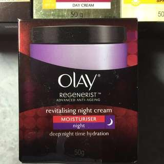 Olay Night Cream