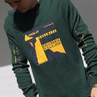 Polo Sport Trek Systems Long sleeve